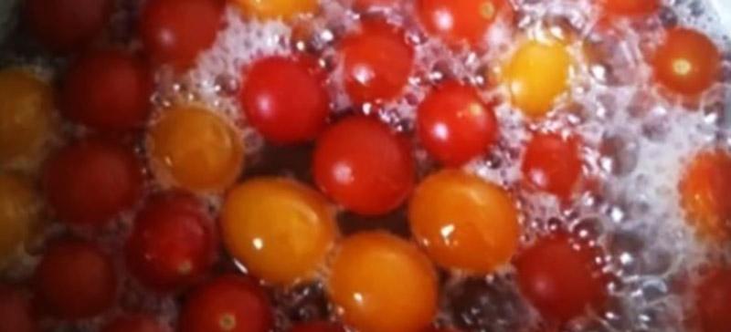 варенье из помидоров черри