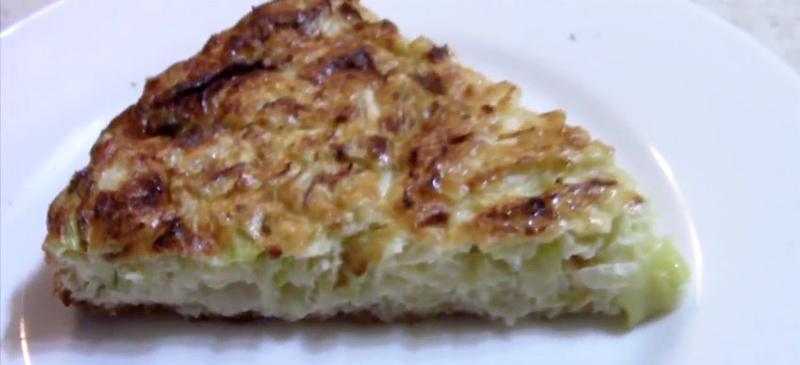 пирог с капустой на скорую руку