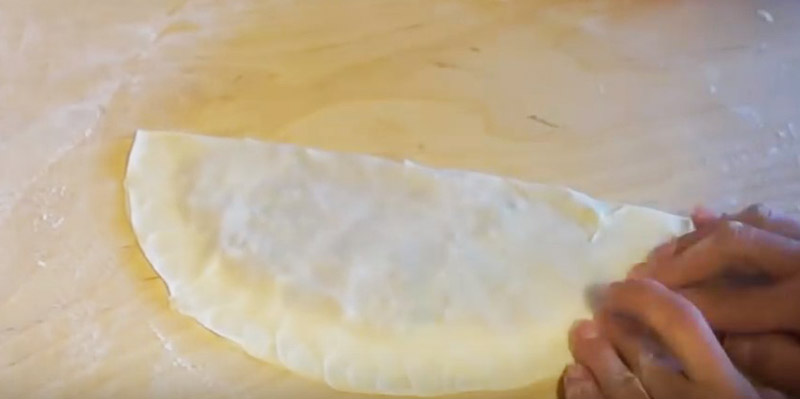 чебуреки на кефире