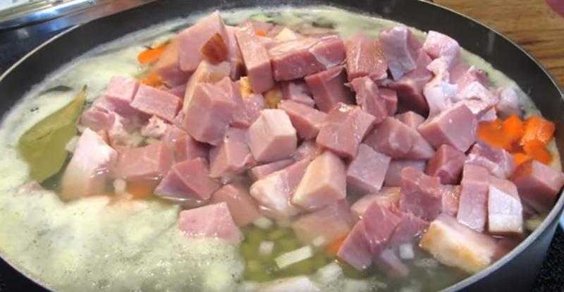 суп с горохом орегон