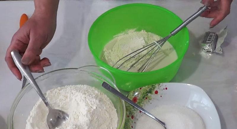 пасхальный кулич в духовке