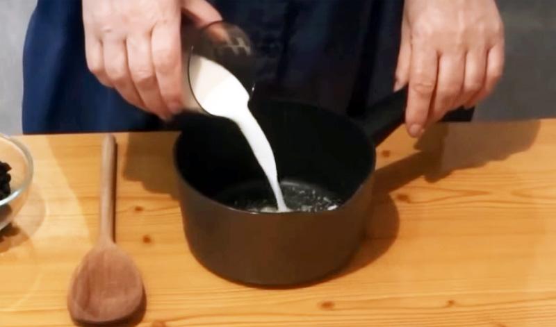 творожная пасха с желатином и цукатами