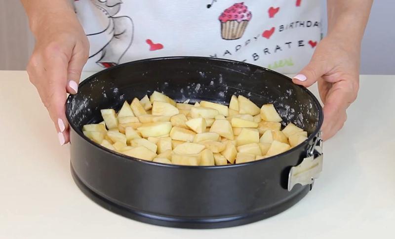 шарлотка классический рецепт