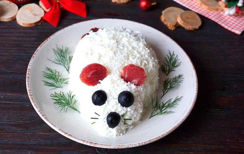 закуска Крыса