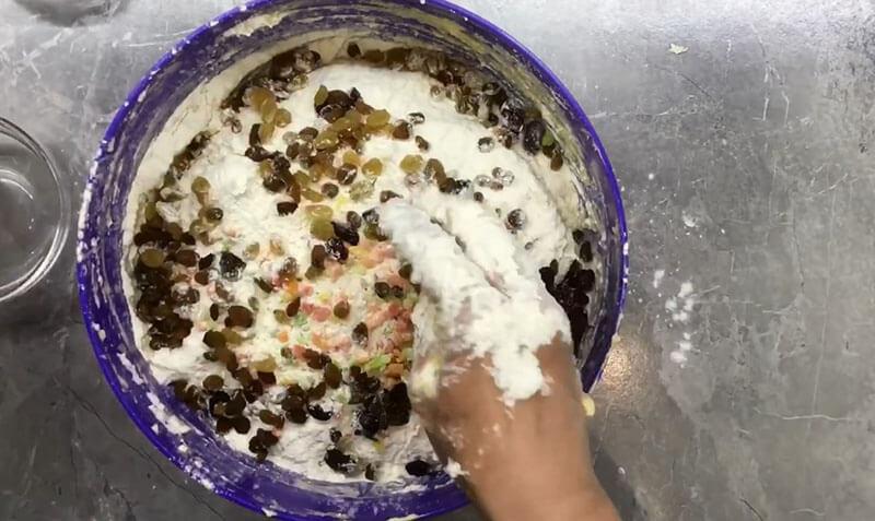 классический рецепт кулича