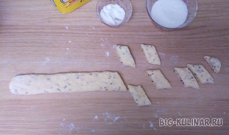 простой рецепт ленивых вареников